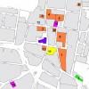 EDIFICIOS HISTÓRICOS: Ubicación de los edificios históricos