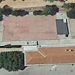 COLEGIO PÚBLICO: Vista aérea del Colegio